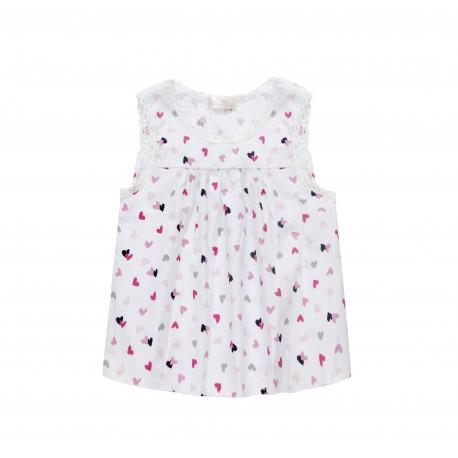 Love pyjamas sleeveless set