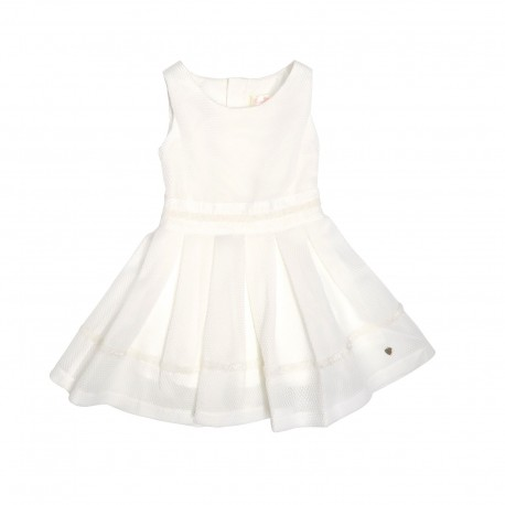 Girls Occasion Destiny Dress (White)
