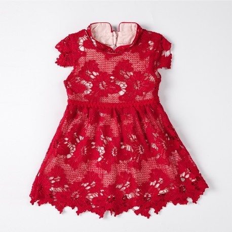 Molly Red Dress