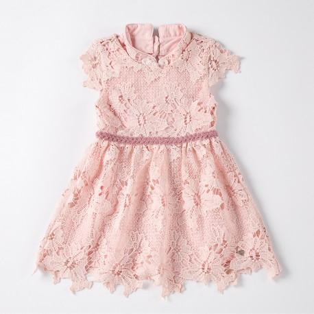 Molly Pink Dress