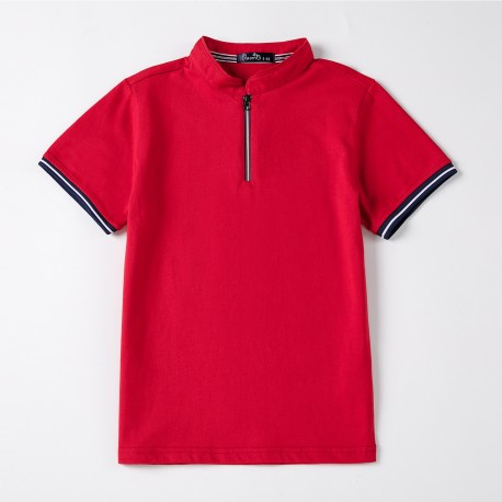 Elliot Red Top