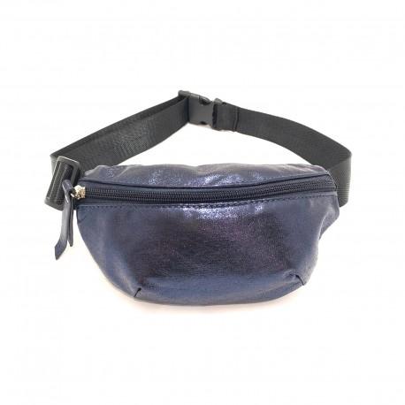 Cross Body Bag - Electric Blue