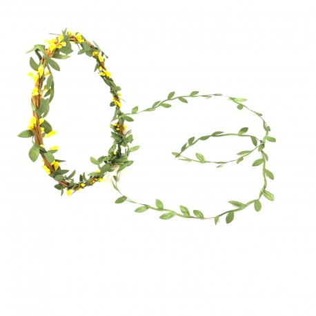 Flower Ring Headband