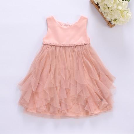 Eva Dress - Pink
