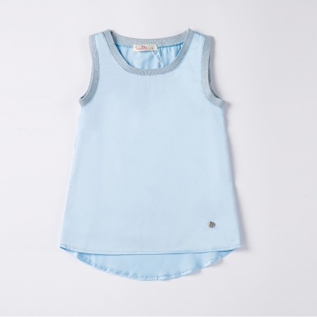 Blue Ella Top