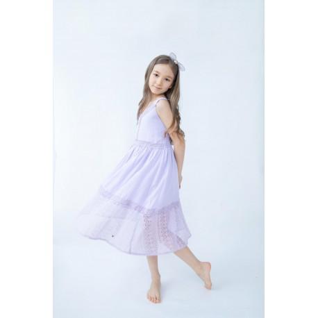 Summer Dress (Lilac)