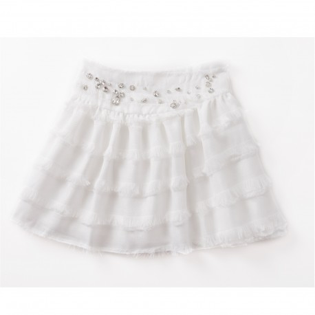 Emily Skirt (Off-white)